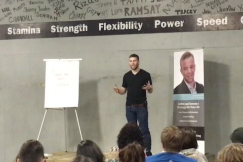 Mark Black – Goal Setting Workshop